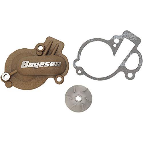 Boyesen WPK-45AM Hy-Flo Water Pump Cover and Impeller Kit - Magnesium