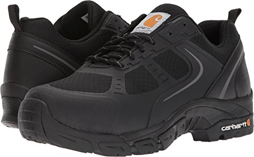 - Carhartt Men's Oxford Black Lightweight Hiker Steeltoe CMO3251 Industrial Boot, Black Mesh and Synthetic, 11 W US