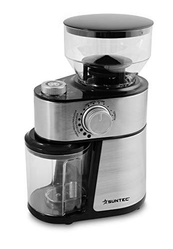 Suntec Wellness 28731 Coffee Grinder, Stainless Steel by Suntec Wellness (Image #1)