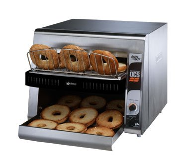 Holman Qcs Conveyor Toaster - 8