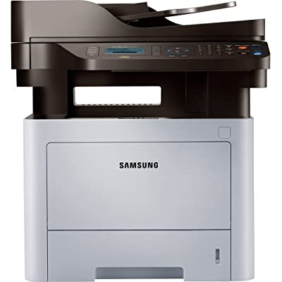 Samsung Proxpress Sl-M3370fd Laser Multifunction Printer - Monochrome - Plain Paper Print - Desktop - Copier/Fax/Printer/Scanner - 35 Ppm Mono Print - 1200 X 1200 Dpi Print - 35 Cpm Mono Copy Lcd - 1200 Dpi Optical Scan - Automatic Duplex Print - 251 Shee