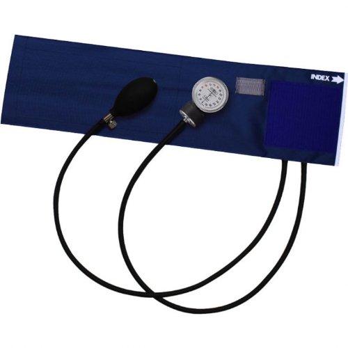 FOCAL アネロイド血圧計 FC-100V ナイロンカフ ネイビー【4個セット】   B00D1QO664