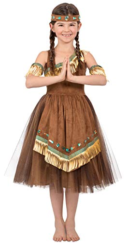 Princess Paradise 4239_S Native American Princess Costume Costume, Small]()