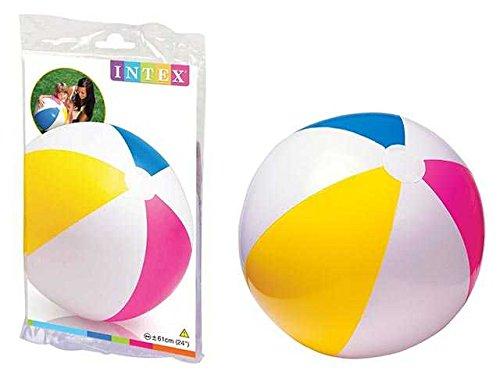 C&C Balón Hinchable Gigante 61 cm Playa Juegos de Playa Piscina ...