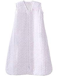 100% Cotton Muslin SleepSack Wearable Blanket, Circles...