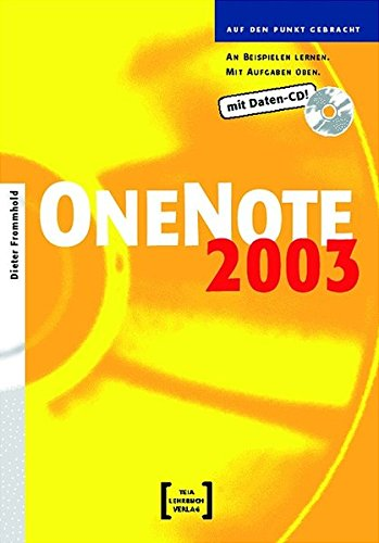 One Note 2003