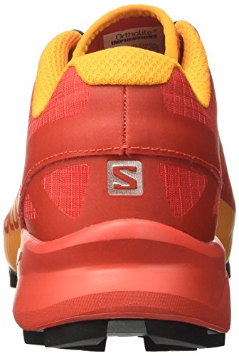 Salomon Hommes Bright Bk L39842800 D'escalade 2 Chaussures Red Pour fiery Mar Multicolore Pro Speedcross qI4xYg