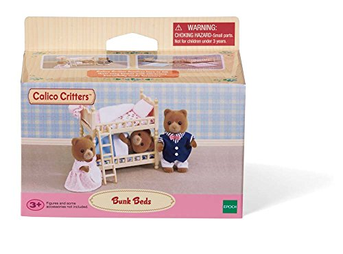Amazon Calico Critters Bunk Beds Toys & Games