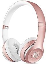 Beats Solo2 Wireless On-Ear Headphone - Rose Gold (Old Model)
