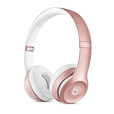Beats Solo2 Wireless On-Ear Headphone - Rose Gold