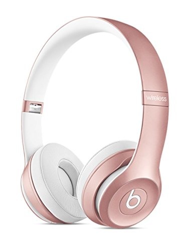 Beats Solo2 Wireless On-Ear Headphone - Rose Gold (Old Model)