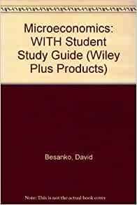 besanko microeconomics study guide pdf