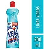Limpa Vidros Vidrex Tradicional 500 ml Squeeze, Veja