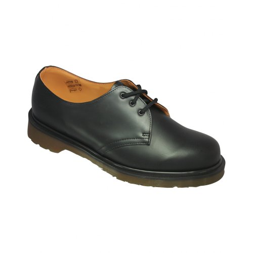 Martens de Dr Zapatos negro para cordones mujer SdOqrEOw