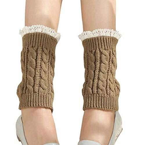 레그 워머(Warmer)  KUSYUKUSYU  따뜻하 뜨기 레그 워머(Warmer) 바탕이 두꺼운 것 타입 미각(아름다운 다리) 니트 발목 커버 방한 대책에 통학 통근 일 양말 크리스마스 선물