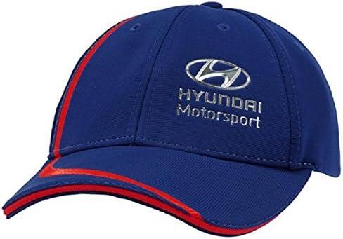 Lifestyle Hyundai ferricos Motorsport con juego de objetivos para la práctica de ventilador de gorro de Rally accesorios para la cabeza ajustable: Amazon.es: Juguetes y juegos