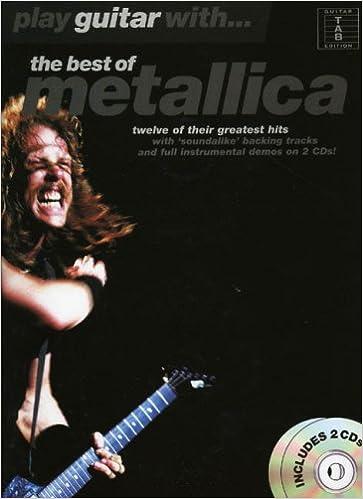 Metallica Tab Book