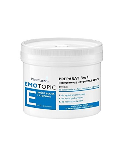 Pharmaceris Emotopic Lipid-Replenishing formula 3 in 1 400 m.
