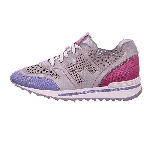 Mujer Bunt Zapatos de 10 Maripé Cordones 22365 para sonstige OR0qTzwYx