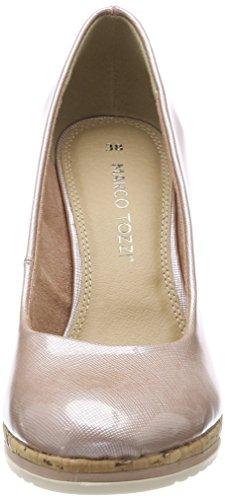25 22401 Tozzi Rose para Pat 2 Zapatos Str mujer 2 Rosa 22401 Marco RwXqgTR