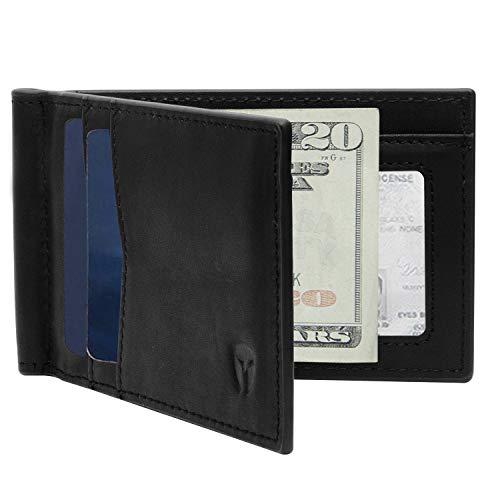 Minimalist ID Inside - Calvin Wallet Leather