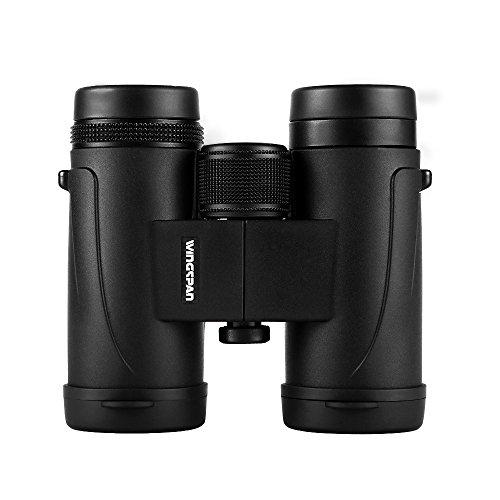 [해외]Polaris Optics WingSpotter HD 8X32 컴팩트 버드 쌍안경 감상. /Polaris Optics WingSpotter HD 8X32 Compact Bird Watching Binoculars. With Extra-Wide Field of View. Phase Correction Provides Vibrant Color, Clarity, and Brightness Close...
