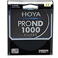 Hoya 77mm PROND ND 1000 Neutral Density Filter for Camera