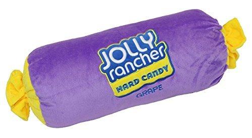 Sweet Novelty 60312 Jolly Rancher - Purple Grape Large Plush Pillow (Candy Pillows)