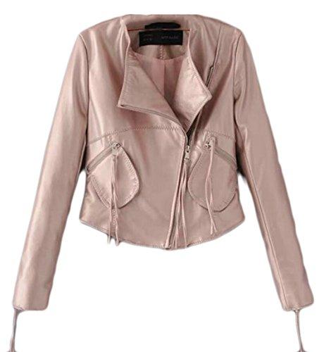 Wilsons Leather Biker Jacket - 5