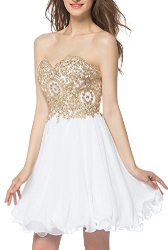 Elegant Homecoming Dresses - 4