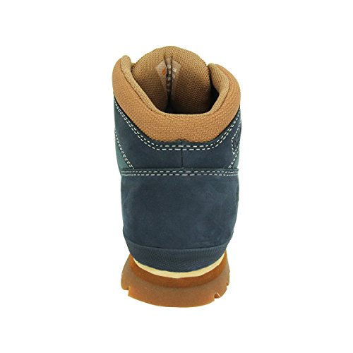 Enfant Cuir Suede Timberland Hiker Euro Chaussures Bottines wpWfgqI