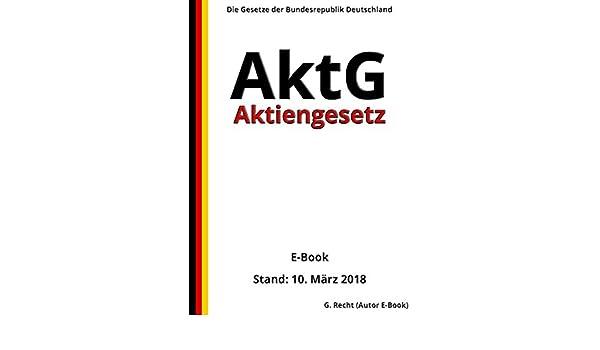 Aktiengesetz online dating