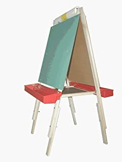 product image for Beka Adjustable Paper Holder Easel with Dry Erase Board and Plastic Trays