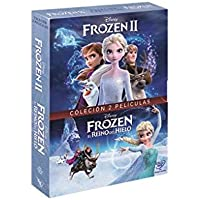 Pack: Frozen + Frozen 2 (DVD)