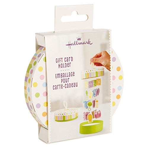 Large Product Image of Hallmark Gift Card Holder (New Baby Mobile)