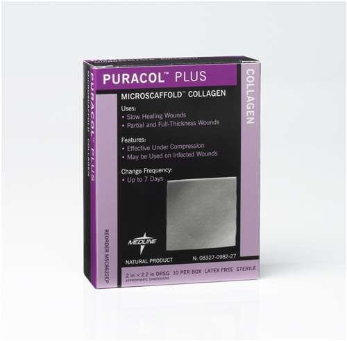 Puracol Plus Collagen Wound Dressing