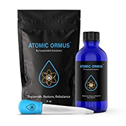 Suspended Solutions - Atomic ORMUS - 8oz...