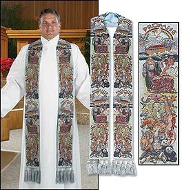 Vestment Chasuable Priest Church Noah