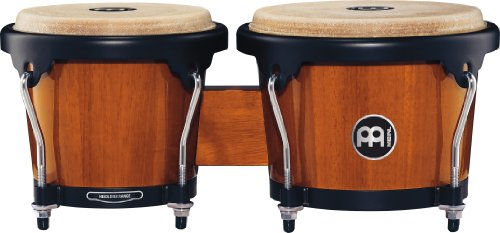 meinl-percussion-hb100ma-standard-size-maple-bongos-with-natural-skin-heads-high-gloss-finish-video