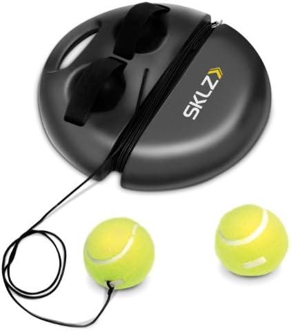 Pro Tennis Balls x 6 HY-NINHAO Tennis Trainer Ball Solo Equipment Practice Training,Tennis Accessories,Tennis Ball on a String.