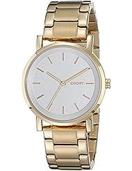 DKNY Womens NY2343 SOHO Gold Watch