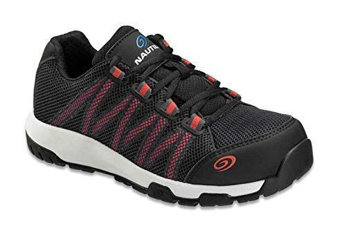 Nautilus 1347 Women's Accelerator Slip Resistant ESD Work Shoe - Carbon Safety Toe
