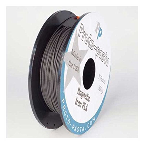 500g Magnetic Iron PLA 3D Printer Filament, 1.75 mm