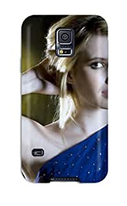 High Impact Dirt/shock Proof Case Cover For Galaxy S5 (emma Roberts?wallpaper )