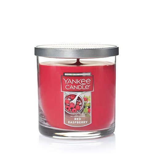 Yankee Candle Red Raspberry 7 oz Small Single Wick Tumbler
