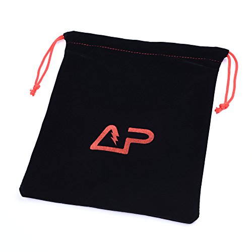 Lightning Power – Universal Headphone Protection Pouch Bag 11 x 9.25 in (Large)