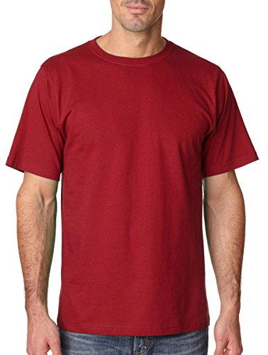 Anvil 780 Adult Midweight Tee - Independence Red, Large