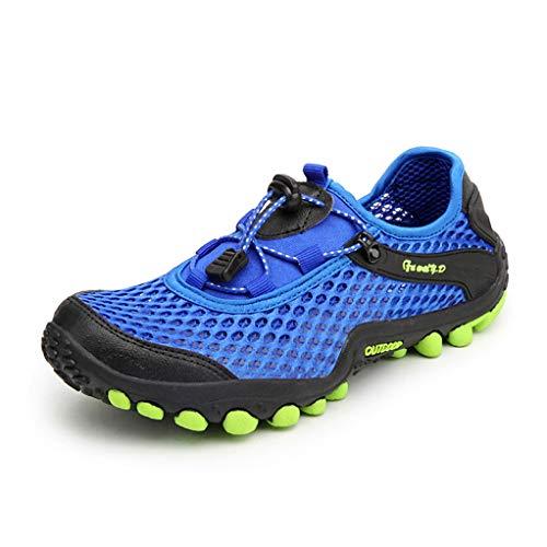 Giles Jones Hiking Shoes Men Wading Anti-Slipping Mesh Breathable Trekking Climbing Shoes