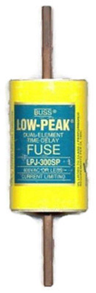 Cooper Bussmann LPJ-300SP, 300A 600V Cartridge Fuse