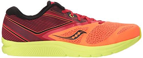 Running Kinvara Saucony Orange Men's Red Shoe 9 UAzp6